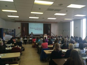 Ad Council of Rochester Non Profit Workshop Twitter photo 5-6-14