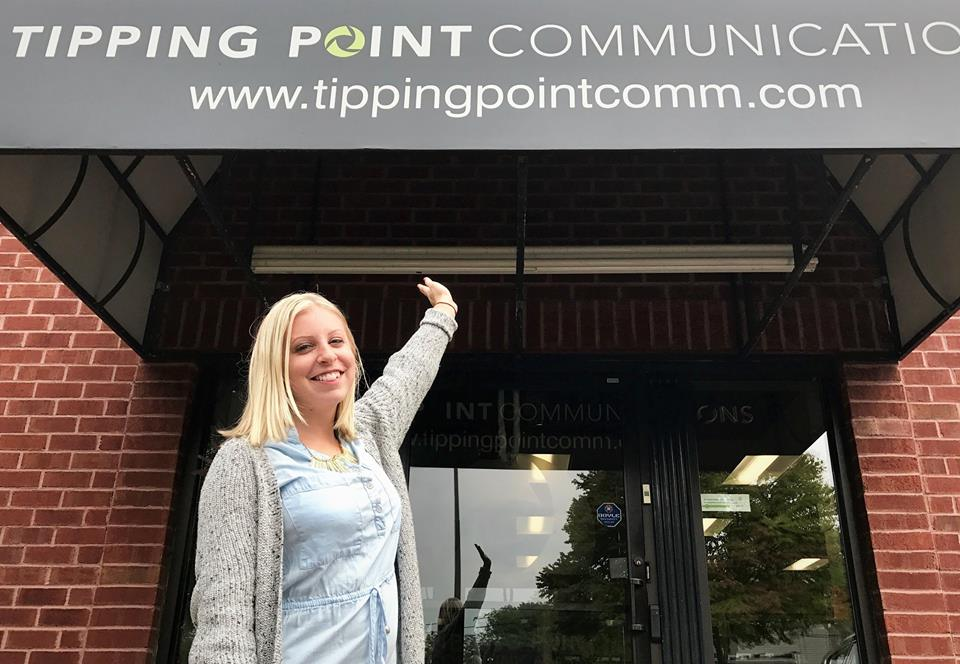 Tipping Point Communications Internship