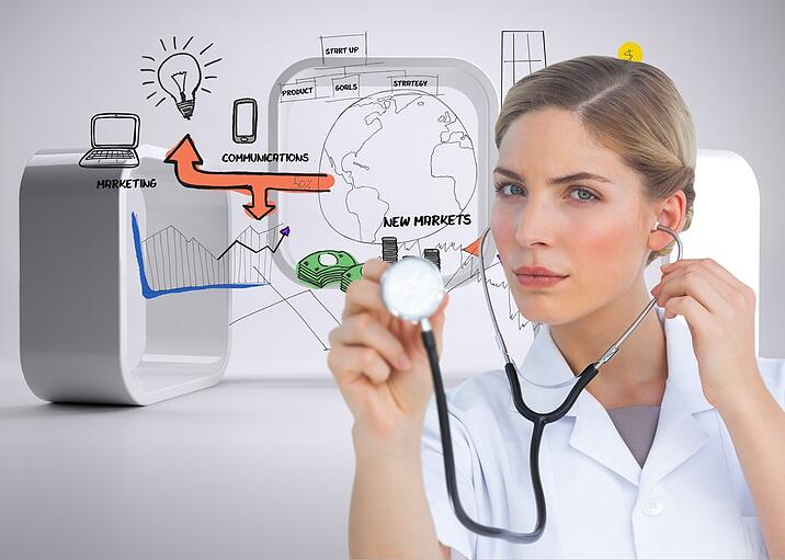 3 healthcare trends in the Web Industry